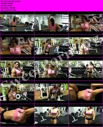 Diana-Tyuleneva.com arms-abs work out Thumbnail